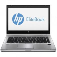 "HP EliteBook 8470p 14"" - Core i5-3320M - 8Gb RAM - 256GB SSD - Webcam - VGA HD4000  - Webcam - Win10 Pro - Refurbished"